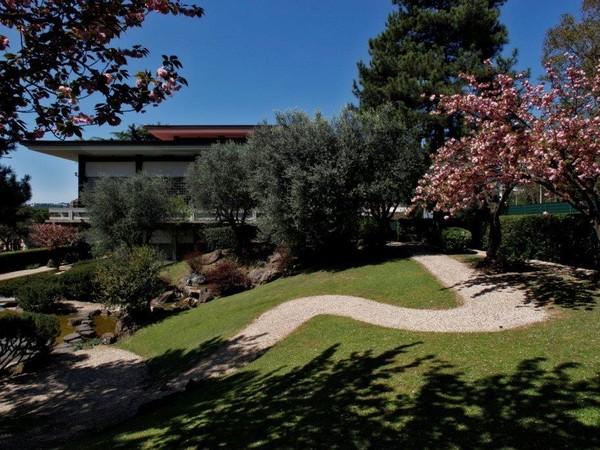 Il giardino dell istituto giapponese di cultura istruzioni per l
