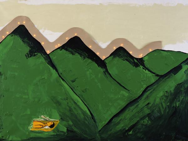 nzo Cucchi, Coraggio (Courage, 1998-99)