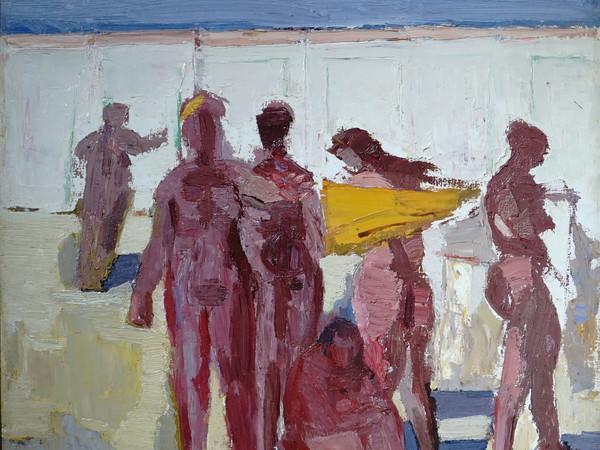 Virgilio Guzzi, Spiaggia