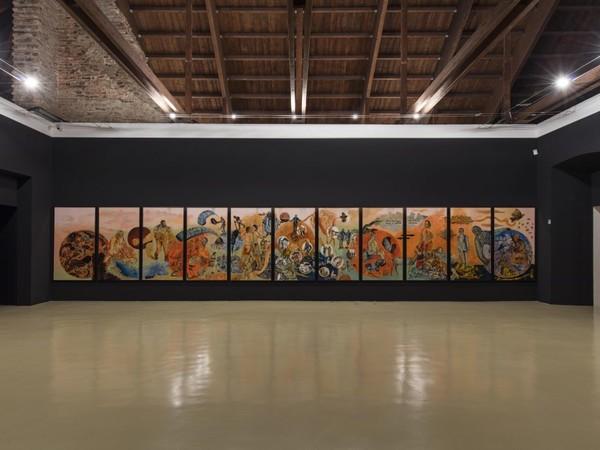Nalini Malani: La rivolta dei morti. Retrospettiva 1969-2018. Parte II, Castello di Rivoli Museo d'Arte Contemporanea