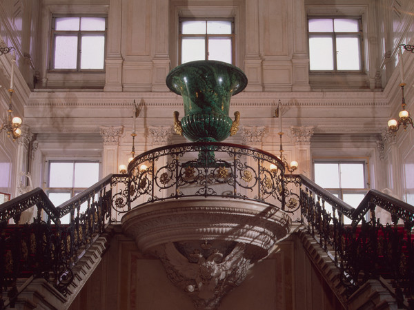 Scalone del Consiglio, Vecchio Ermitage | © San Pietroburgo, Museo Statale Ermitage | Courtesy Nexo Digital