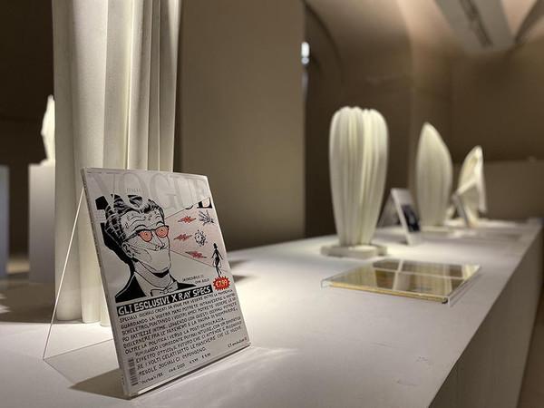 Carta bianca. Una nuova storia, Museo Gigi Guadagnucci, Massa. Installation view I Ph. Letizia Bocci