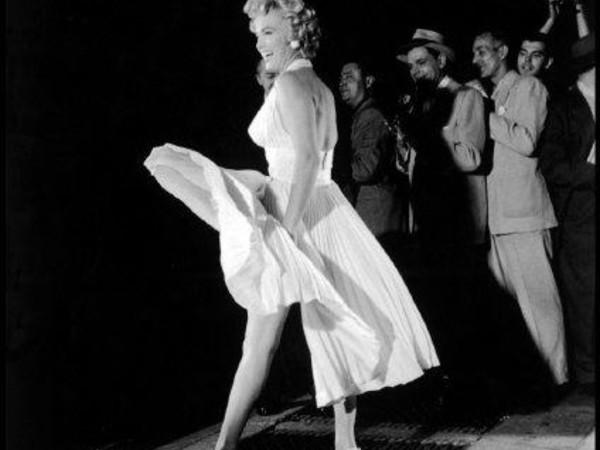 Marilyn Monroe, New York City, USA, 1955