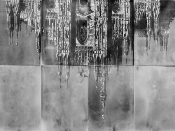 Takashi Homma, Duomo, Milano, Stampa Lamda, cm206x296,1, 2017