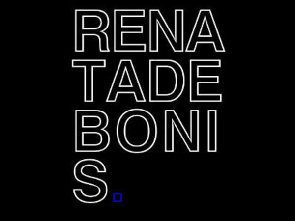 Renata De Bonis. Aurora, Galleria Giorgio Galotti, Torino