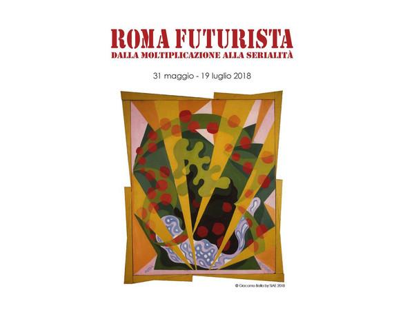 <em>Roma Futurista. Dalla moltiplicazione alla serialità</em>, Giacomo Balla | © SIAE 2018<em><br /></em>