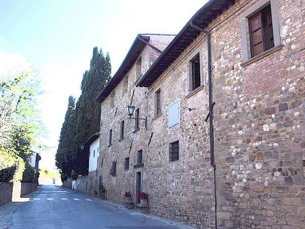 Villa dell'Albergaccio