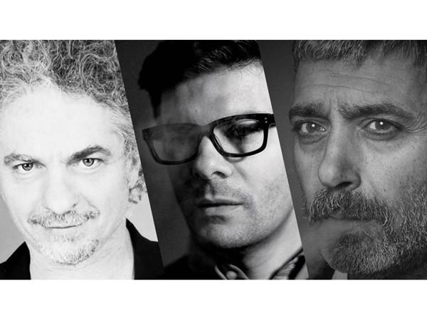 Contemporary Cluster #03 [TRIPTYCH], Angelo Cricchi, Matteo Basilé, Mustafa Sabbagh