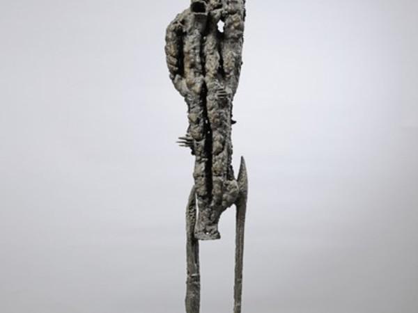 Agenore Fabbri, Personaggio, 1959, bronzo, cm. 118,5