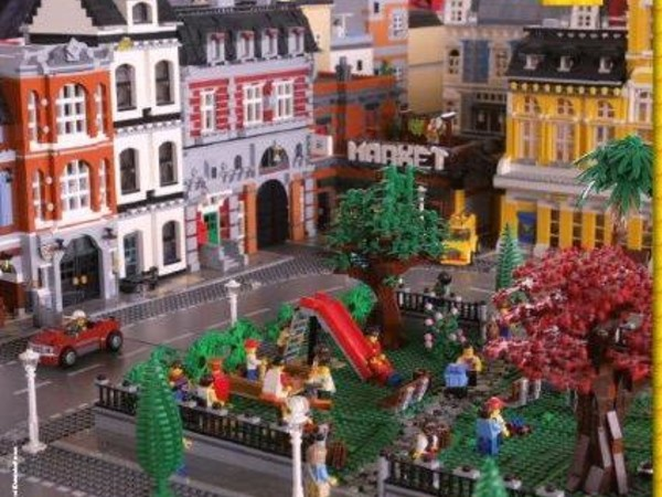 I love Lego, AMO - Palazzo Forti, Verona