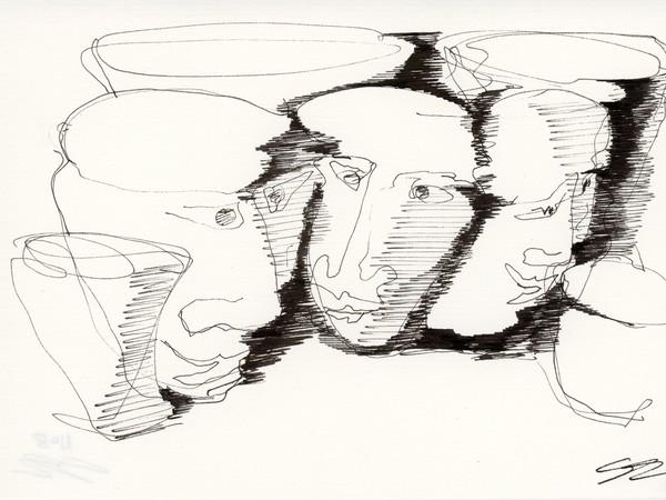 Disegno di Salvador Arroyo