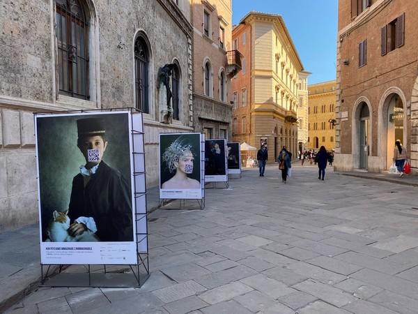 Non potevamo immaginare l'inimmaginabile, Siena