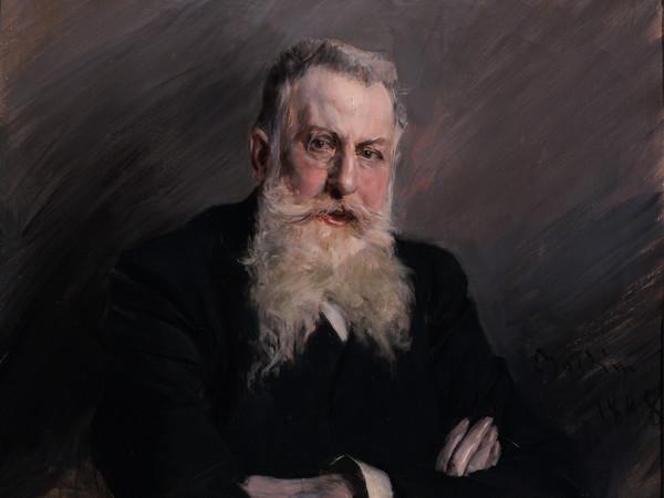 Giovanni Boldini, Ritratto di Antonio Starrabba, marchese di Rudinì, 1898, Società Siciliana per la Storia Patria, Palermo