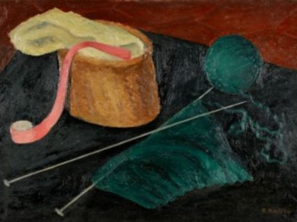 Il fascino discreto dell'oggetto. La natura morta delle collezioni della galleria nazionale d'arte moderna 1910-1950
