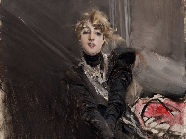 Foto i capolavori di giovanni boldini in mostra alla for Mostra boldini