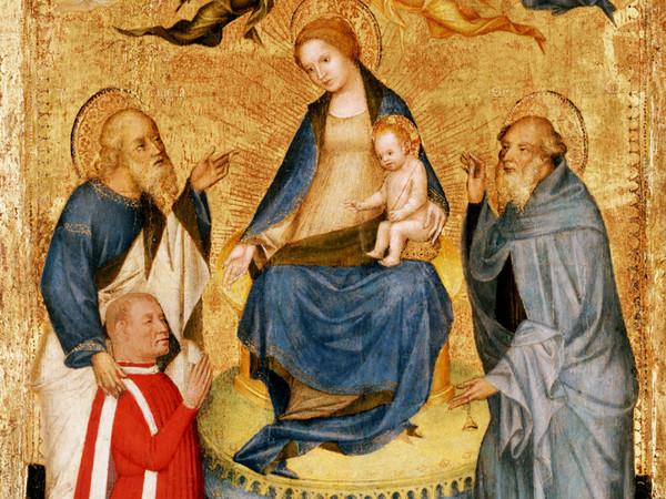 """<a title=""""Arte lombarda dai Visconti agli Sforza: Milano al centro dell'Europa"""" href=""""http://www.arte.it/calendario-arte/milano/mostra-arte-lombarda-dai-visconti-agli-sforza-milano-al-centro-dell-europa-12478"""" target=""""_blank""""><strong>Arte lombarda dai Visconti agli Sforza: Milano al centro dell'Europa</strong></a> in mostra a Palazzo Reale Milano dal 12 Marzo al 28 Giugno 2015<br />"""
