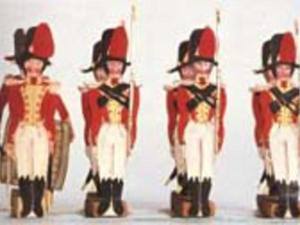 Soldatini Hilpert di Norimberga
