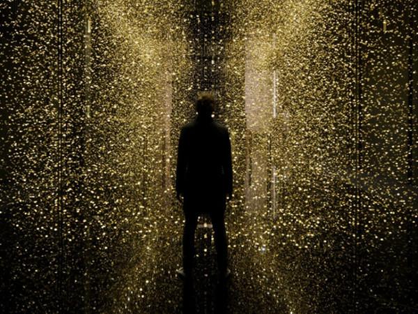 Tsuyoshi Tane, LIGHT is TIME, 2014, Veduta dell'installazione al Triennale Design Museum, Milano 2014 | © Takuji Shmmura / Image Courtesy of DGT