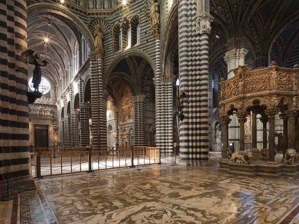 Duomo di Siena, interno