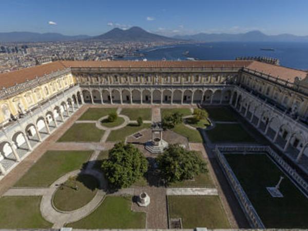 Certosa e Museo di San Martino, Chiostro grande