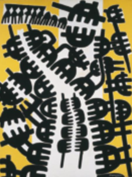 Capogrossi. Una retrospettiva, Collezione Peggy Guggenheim, Venezia