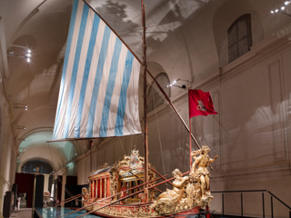 La Regia Scuderia: il Bucintoro e le Carrozze Regali, Reggia di Venaria Reale