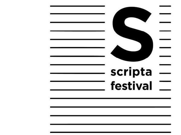 Scripta Festival. L'arte a parole