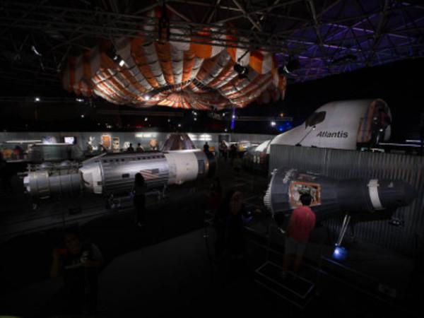 """NASA - A Human Adventure, La sezione """"Innovazione"""""""