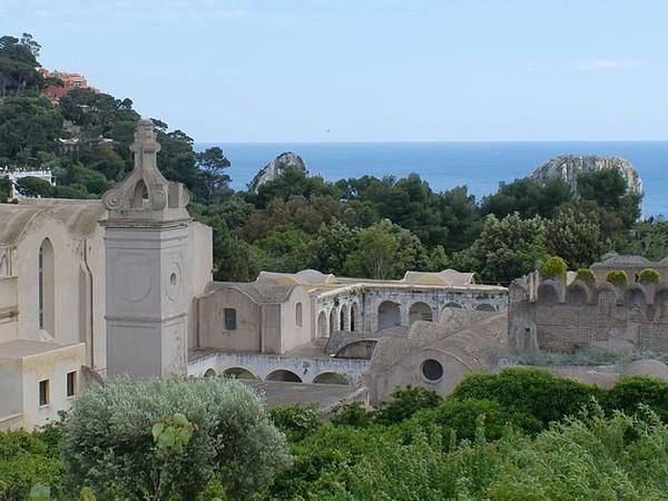 Certosa di San Giacomo, Capri