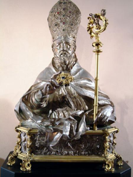 Statua di Sant'Oronzo