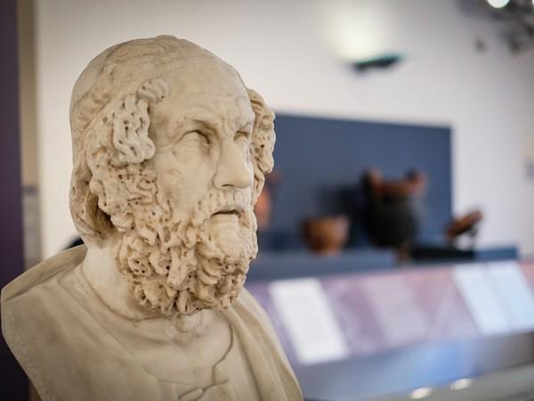 Omero, Iliade. Le opere del MANN nelle pagine di Alessandro Baricco, MANN - Museo Archeologico Nazionale di Napoli I Ph. Valentina Cosentino
