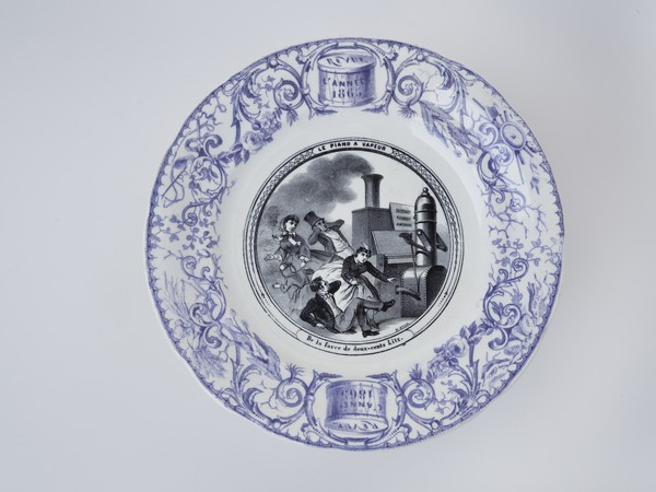 Il Futuro sui Piatti, Museo della Ceramica di Mondovì