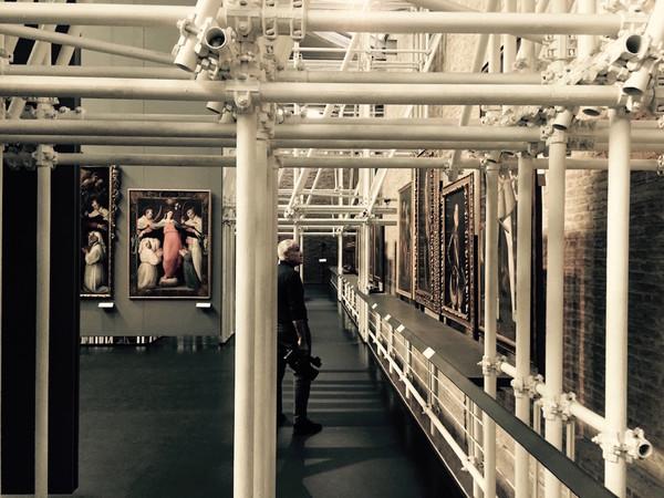 Lenz Fondazione e Robin Rimbaud aka Scanner, Imperial Staircase