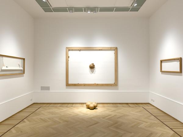 Bruno Conte, Realtà in equilibrio, Galleria Nazionale d'Arte Moderna e Contemporanea, Roma, allestimento
