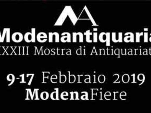 Modenantiquaria. XXXIII Mostra di Antiquariato