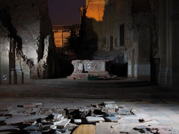 Terreferme Emilia 2012: il patrimonio culturale oltre il sisma, Triennale di Milano