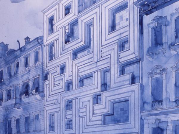 Portaluppi architettura spettacolo da expo a milano for Piero portaluppi