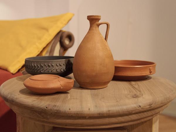 Ceramiche da mensa romane, riproduzioni da archeologia sperimentale