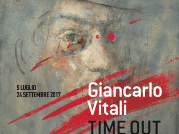 Ph. Giancarlo Vitali, Pausa, 1951-2001, olio su tavola