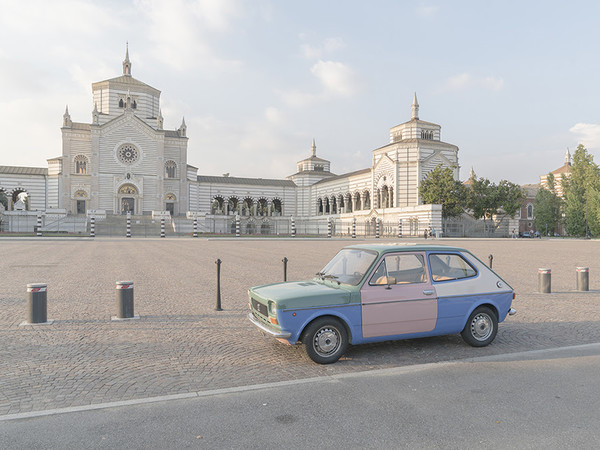 Christian Chironi, Milano Drive, 2019