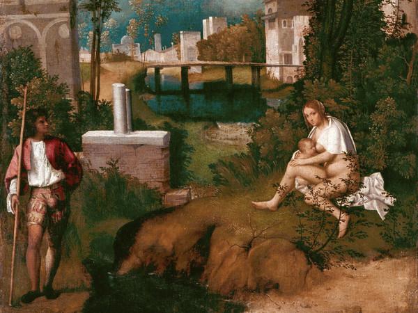 Un capolavoro alle Gallerie dell'Accademia di Venezia<br />