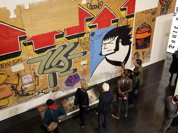 Street Art - Banksy & Co. L'arte allo stato urbano, Palazzo Pepoli, Bologna