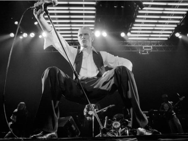 Michael Putland, Bowie, 1976 The Thin White Duke
