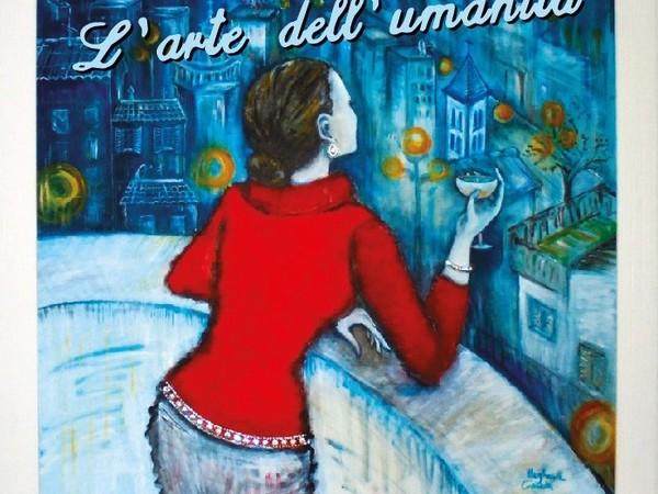 Margherita Casadei, L'arte dell'umanità, Milano Art Gallery