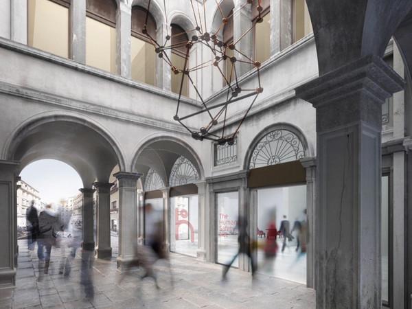 David Chipperfield Architects, Procuratie Vecchie, Third Floor Exhibition