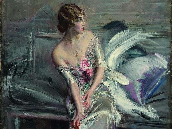 Giovanni Boldini, Gladys Deacon, 1916, Olio su tela, Collezione privata