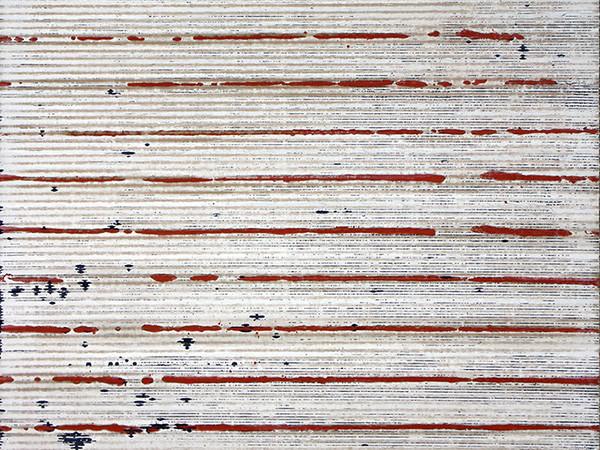 Paolo Masi, ST, 2011, tecnica mista su cartone, cm. 70x50