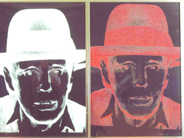 Andy Warhol, Joseph Beuys. Serigrafia. Johannesburg Art Gallery, Johannesburg ©The Andy Warhol Foundation for the Visual Arts Inc. by SIAE 2015