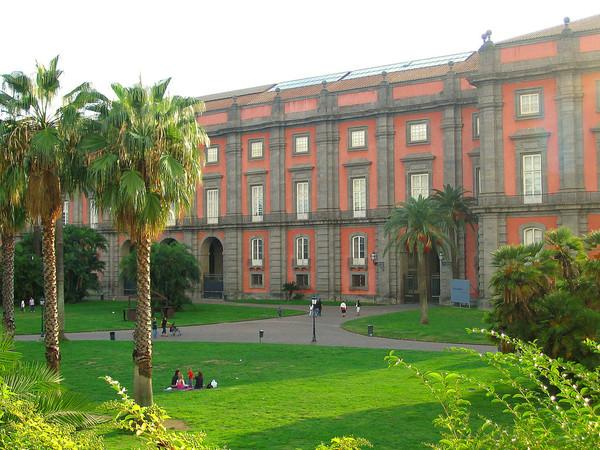 Museo e Real Bosco di Capodimonte