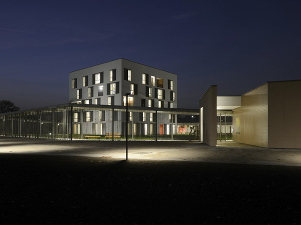 Calzoni Architetti, Comunità Nuova l'HUB